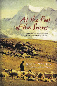 At the Foot of the Snows - book cover