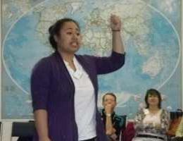 A training weekend in Bible story telling for all Christians