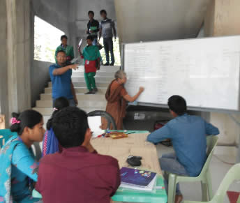 Teaching English to trainee translators in Bangladesh